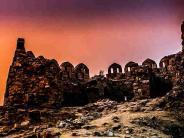 दिल्ली का तीसरा शहर जो बसने से पहले उजड़ गया था...