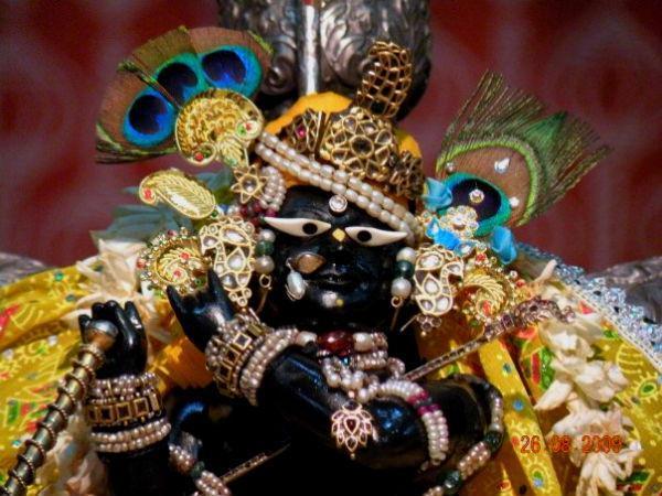 भगवान कृष्ण और राधा