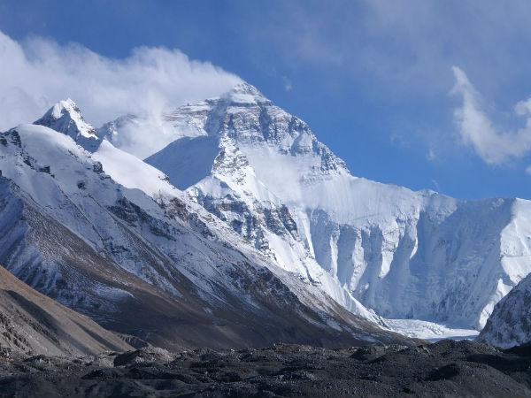 Mount Everest Mountain in Asia
