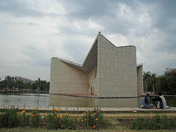 भारत का पहला योजनाबध्द शहर चंडीगढ़