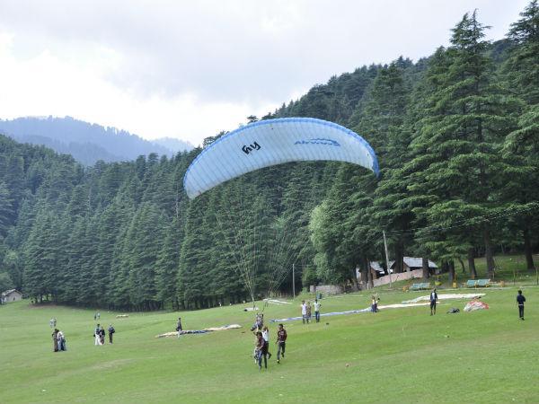 मन को लुभाये हिमाचल का मिनी स्विट्ज़रलैंड
