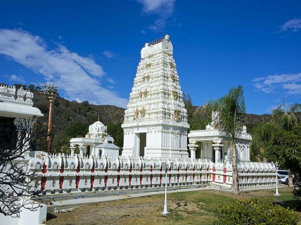 तिरुपति,आंध्र प्रदेश का धार्मिक स्थल