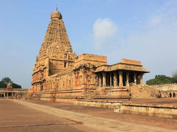 ऐतिहासिक विरासत वाले मंदिर