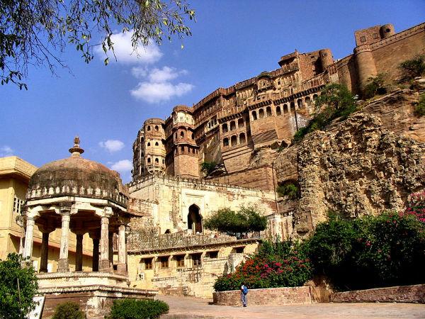 यह हैं भारत के 5 बेमिसाल किले