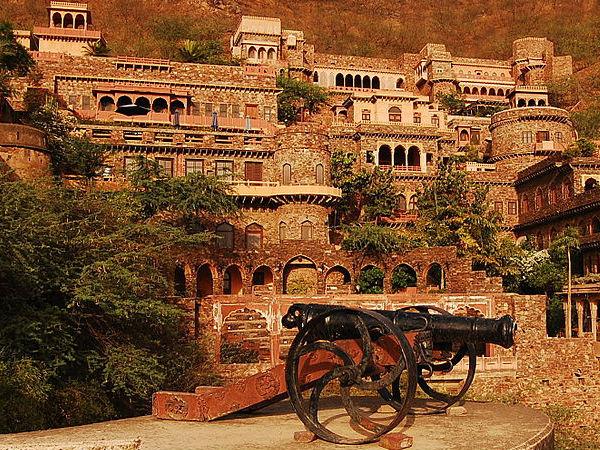 राजस्थान के कुछ खूबसूरत होटल