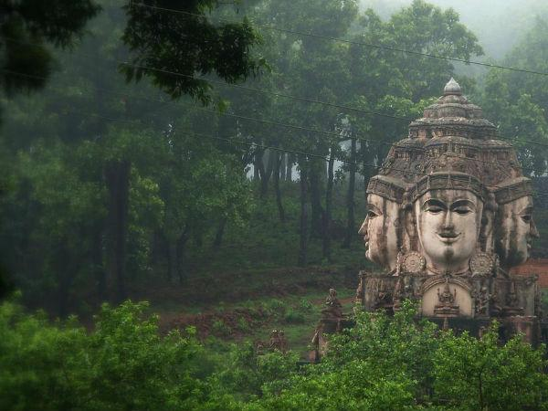 हिंदुओं का तीर्थस्थल और त्रीनदियों का उदमग स्थल: अमरकंटक!