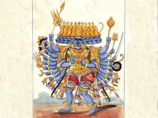 दानवों के राजा, रावण के 5 प्रमुख मंदिर!
