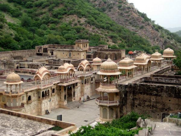 राजस्थान के प्रमुख 5असामान्य  स्थल!