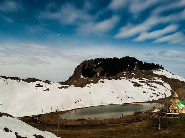 अद्भुत रहस्य: पराशर झील!
