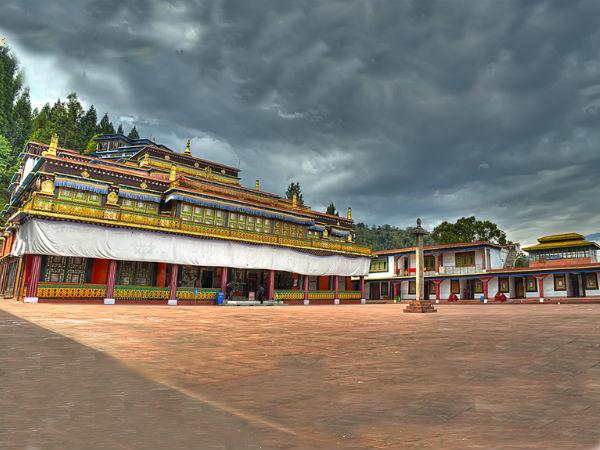 A Trip to Spiritual Rumtek Monastery.रुमटेक मठ की पवित्र यात्रा! - Hindi  Nativeplanet
