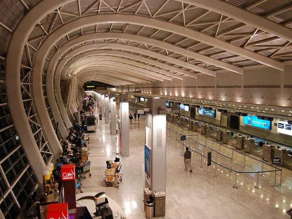 Chhatrapati Shivaji International Airport , Mumbai