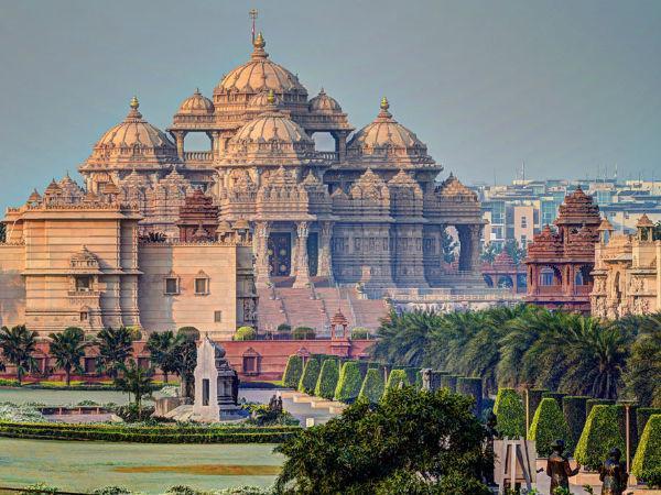 स्मारकीय भारत: दिल्ली के अक्षरधाम मंदिर से जुड़ी 12 दिलचस्प बातें!