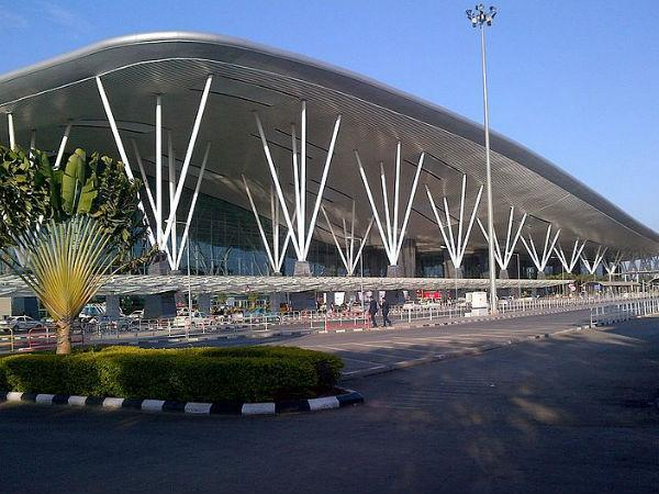 Bengaluru International Airport, Bengaluru