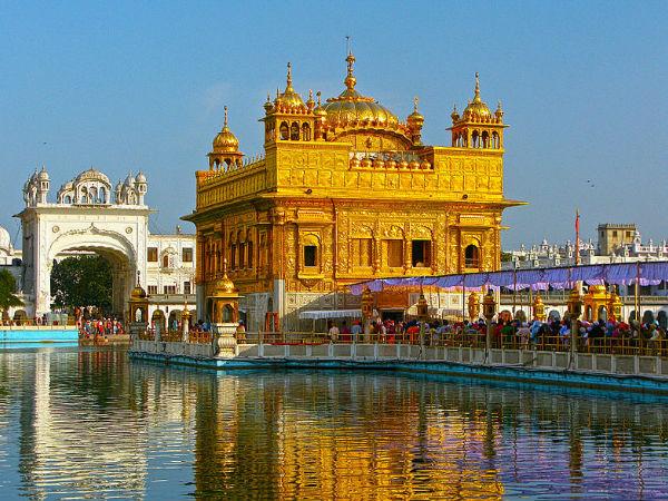 अमृतसर के स्वर्ण मंदिर से जुड़ी दिलचस्प बातें!