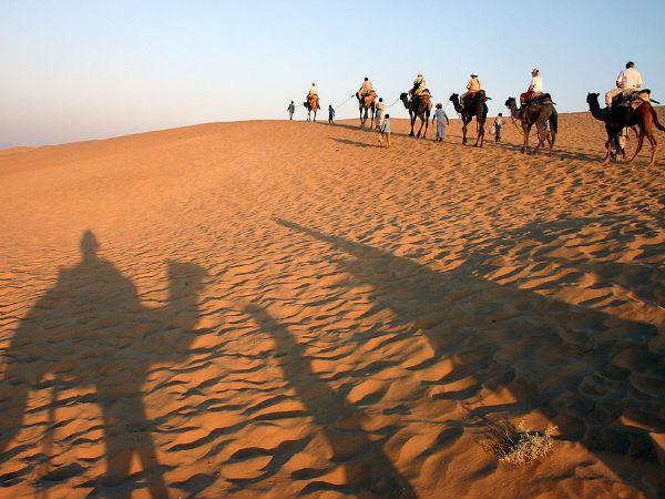 राजस्थान में मरुस्थलीय त्रिकोणीय यात्रा- जोधपुर, जैसलमेर और बीकानेर का त्रिसंगम!