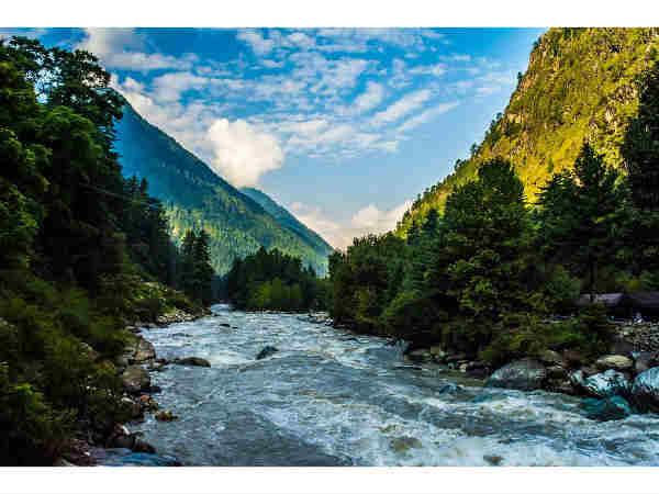 हिमाचल प्रदेश का खूबसूरत गांव-कसोल
