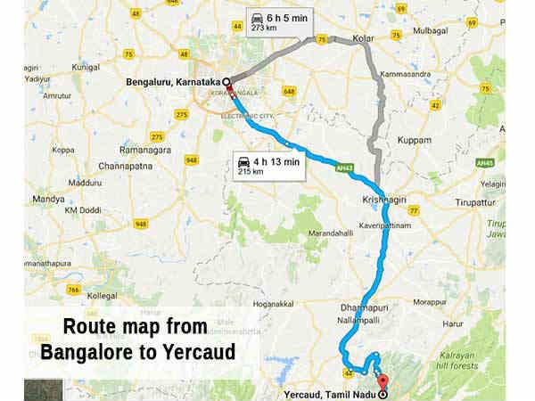 Rejoiceful Travel Trip from Bangalore to Yercaud!