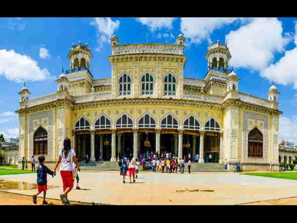 ट्रेवल गाइड- हैदराबाद का महल चौमहल्ला