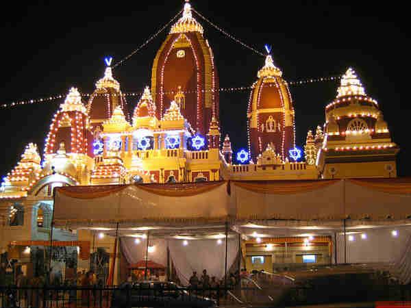 इस मंदिर में आने वाले भक्त की होती है हर मनोकामना पूरी....