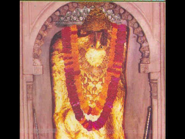 मेहंदीपुर बालाजी का प्रसिद्ध मन्दिर