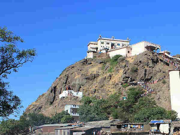इस मंदिर में मन्नत रातों रात होती है पूरी..नवरात्रों में लगता है भक्तो का तांता