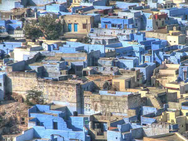 जाने! राजस्थान के रंगीन शहरों के बारे