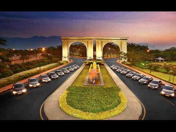 भारत की पहली प्लांड हिल सिटी-एंबी वैली