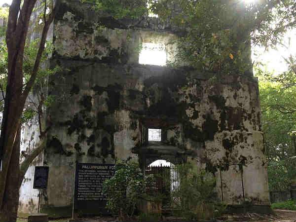केरल की खूबसूरती में चार चाँद लगाते किले
