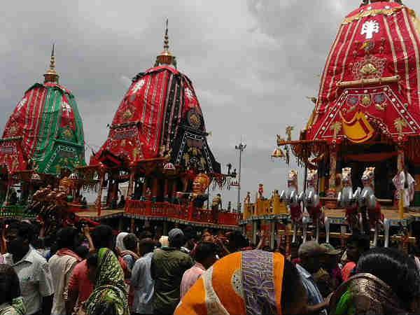 #Rathyatra2017:जाने पुरी की रथ यात्रा से जुड़े दिलचस्प फैक्ट्स