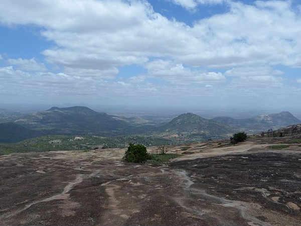 आंध्रप्रदेश का हिलस्टेशन-हार्सिली हिल्स