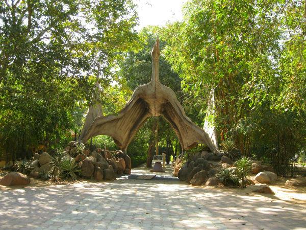 इंद्राडा डायनासोर और जीवाश्म पार्क-भारत का जुरासिक पार्क