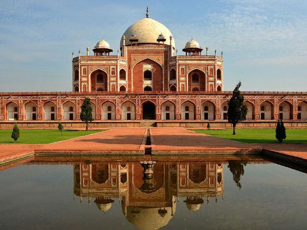 <strong></strong>इस वीकेंड घूमे दिल्ली स्थित मुगलकाल की धरोहर को