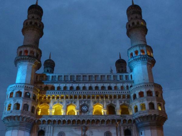 अब सिर्फ 150 रूपये में करें हैदराबाद की सैर!
