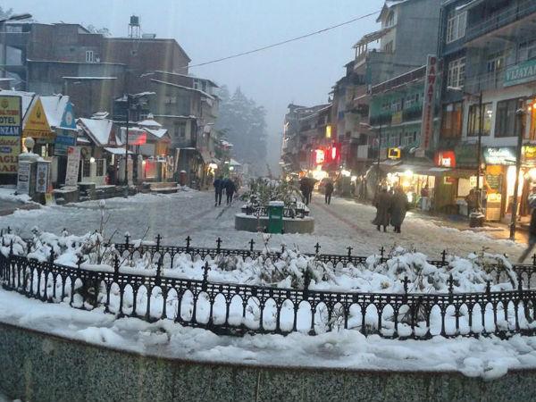 बर्फबारी</a></strong> का नाम आता है, तो हमारे दिमाग में सबसे पहले हिमाचल प्रदेश की राजधानी शिमला, फिर कुल्लू-मनाली ,कश्मीर आदि आते हैं। इसलिए आज मै आपको अपने लेख से <strong>उत्तर भारत की <a href=
