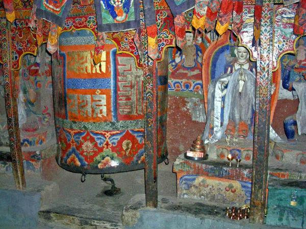 Lhalung Monastery-