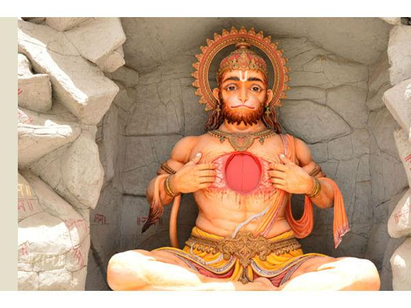 hanuman is still alive