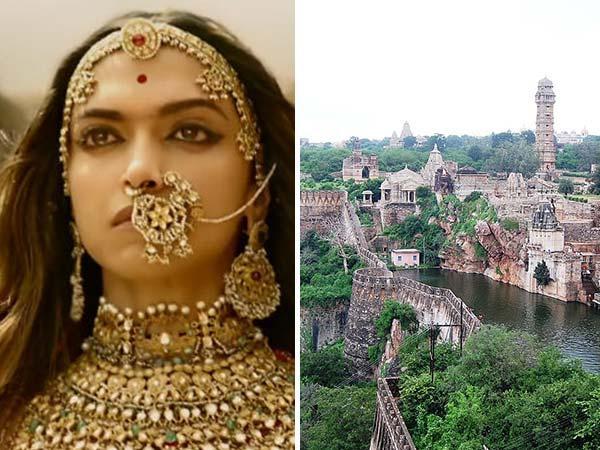 पद्मावत कंट्रोवर्सी:भारी विरोध के चलते राजस्थान में हिट हुआ पद्मावत का किला