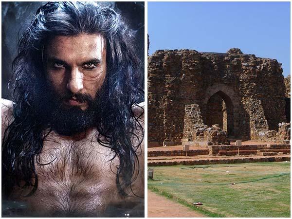 पद्मावत कंट्रोवर्सी: 700 साल से क़ुतुब मीनार में आराम फरमा रहा खिलजी, और किसी को खबर भी नहीं