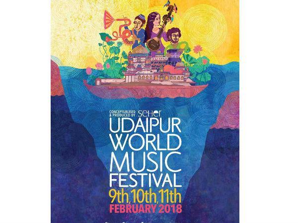 उदयपुर में लगने जा रहा है विश्व के महान संगीतकारों का महा-कुम्भ