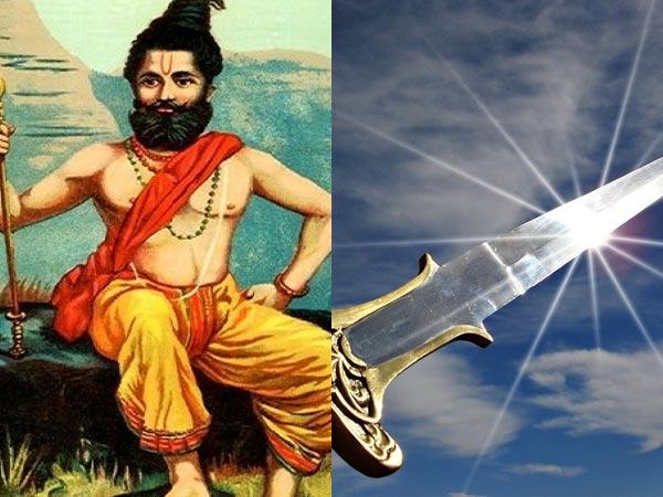 यहां गढ़ा है परशुराम का फरसा, जिसने भी छूने की कोशिश की...