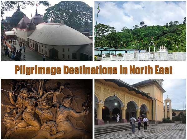पूर्वोत्तर भारत के प्रसिद्ध धार्मिक स्थल, जुड़ी हैं दिलचस्प मान्यताएं