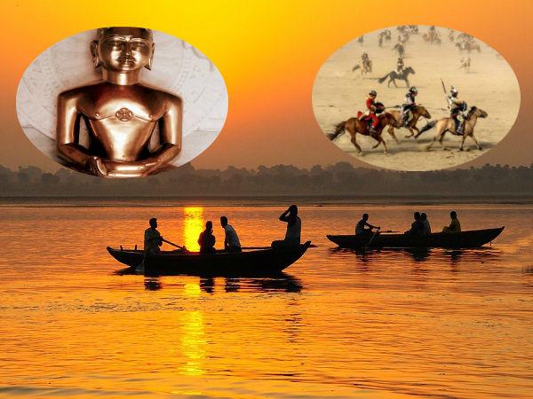 बिहार के ऐतिहासिक शहर बक्सर के सबसे खूबसूरत स्थान