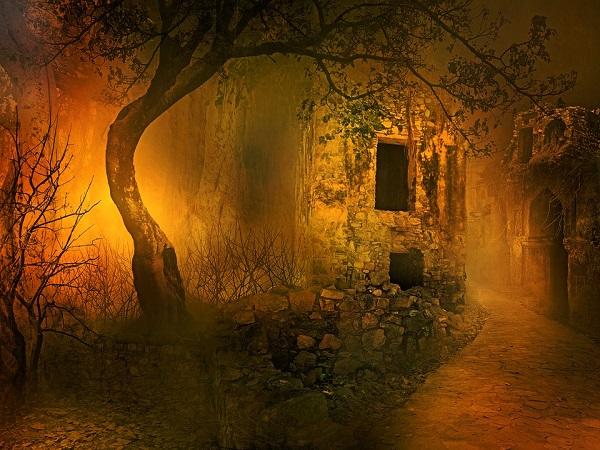 2100 साल पुराना किला जहां भूत-प्रेत करते हैं खजाने की रक्षा