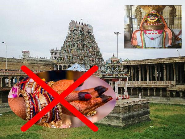 तमिलनाडु : शिव-पार्वती के इस मंदिर में नहीं होता विवाह, जानिए बड़ी वजह