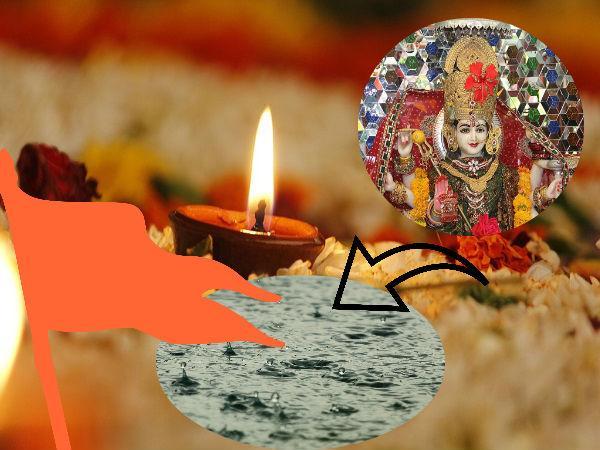 यहां झंडा चढ़ाने से झमाझम होती है बारिश, अद्भुत है मां शारदा का मंदिर