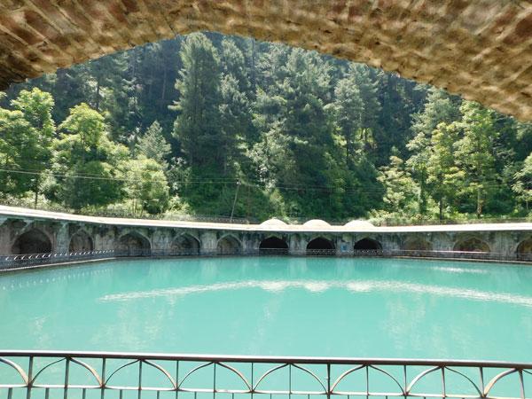 अनंतनाग के पर्यटन स्थल