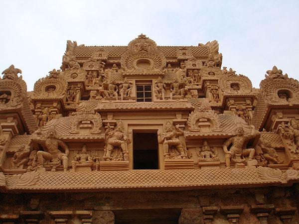 एना विल्ली सिद्धि विनायक मंदिर
