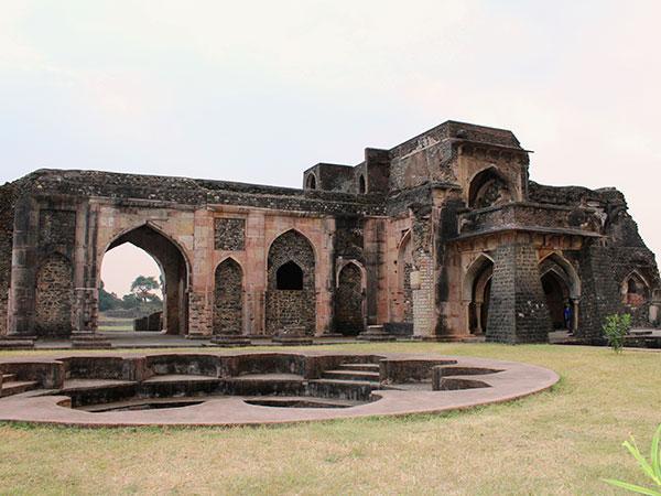 हाथी महल की वास्तुकला