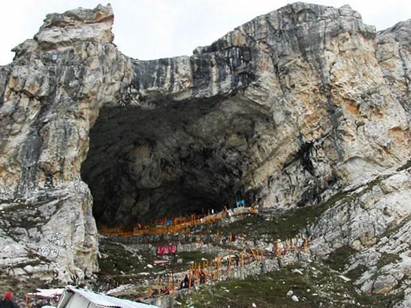 अमरनाथ जी गुफा