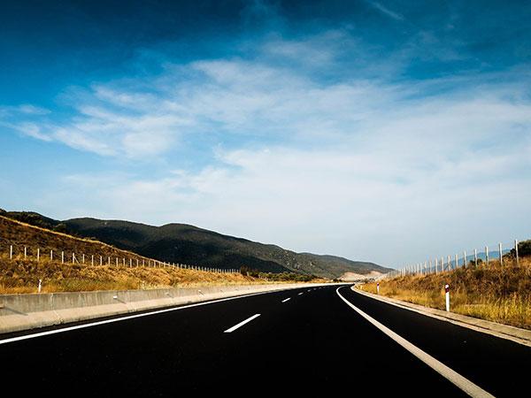 कुल राजमार्गों की संख्या